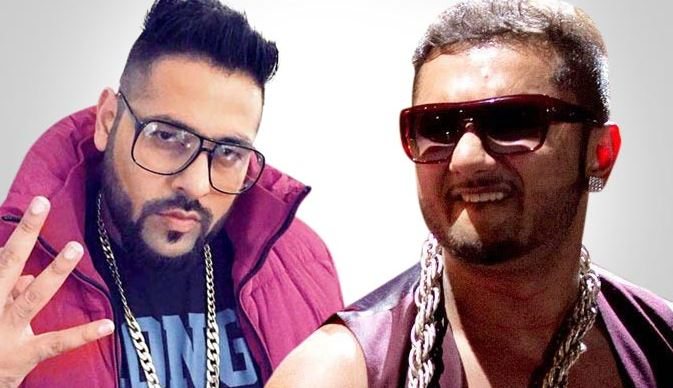 Honey Singh and Badshah