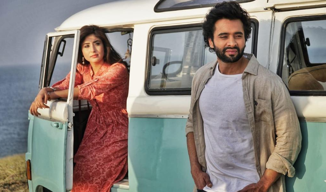 Kritika Kamra With Jakky Bhagnani in Mitron
