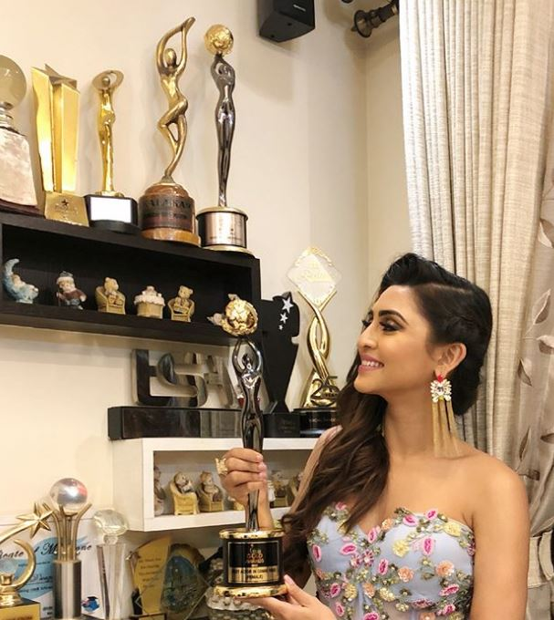 Krystle D'Souza awards