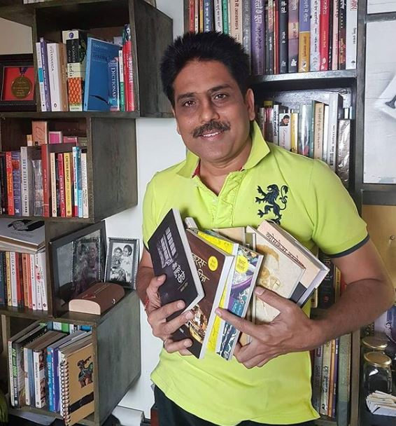 Shailesh Book Writer