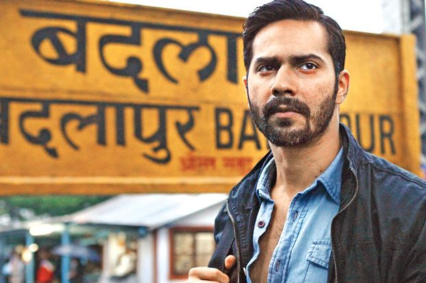 Varun In Badlapur