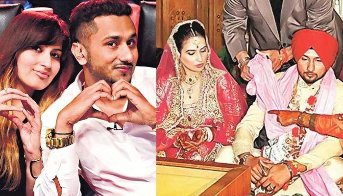 Honey Singh With His Wife Shalini Singh