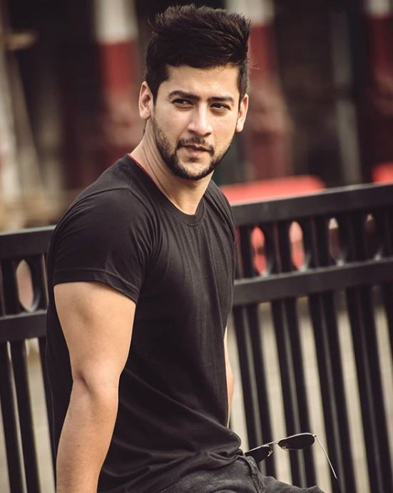 Paras Arora Dashing Guy