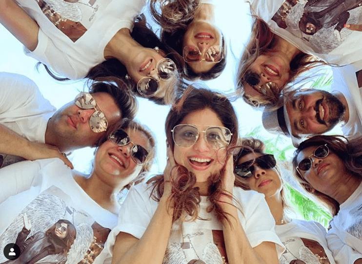 Shamita Shetty Instagram Photos