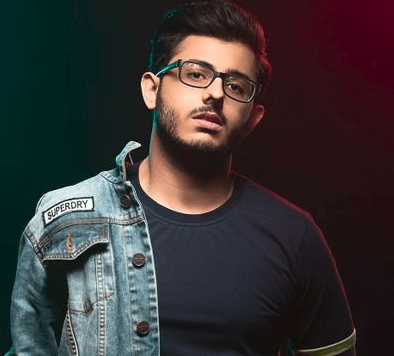 CarryMinati - YouTuber