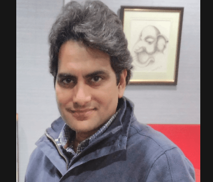 Sudhir Chaudhary - Indian journalist