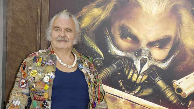 Hugh Keays Byrne, The Star of Mad Max, died at the age of 73