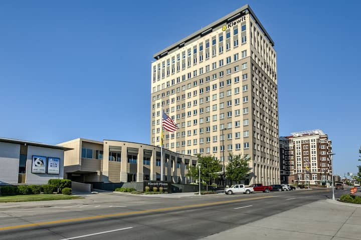Berkshire Hathway Inc. building