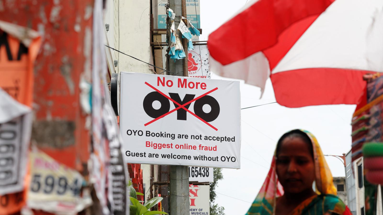 Oyo Rooms Fraud Allegations